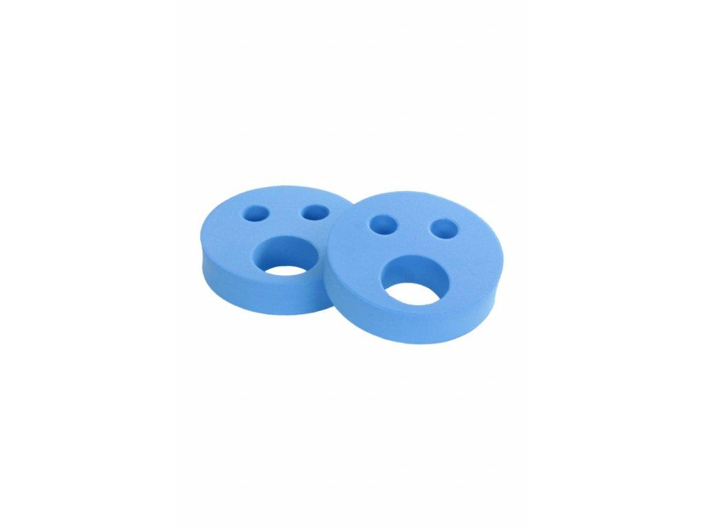 Dětské nadlehčovací kroužky BABY Smajlík modrý