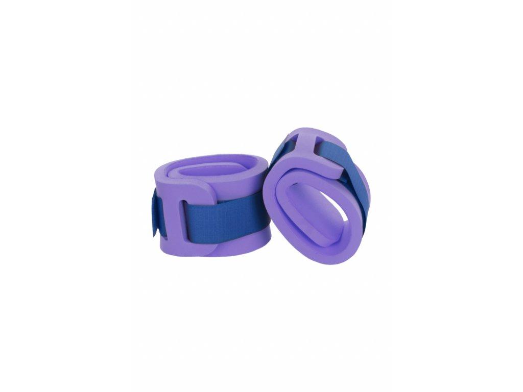 Dětské nadlehčovací rukávky Modrý zip