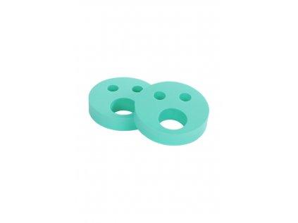 Dětské nadlehčovací kroužky BABY Smajlík zelený