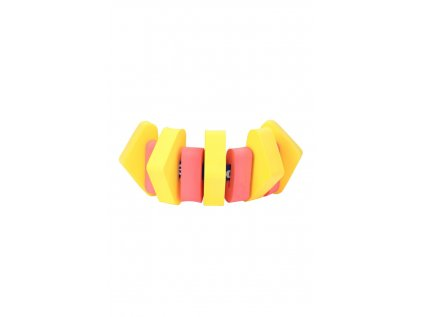 Dětský plavecký pás 600 Žlutý (Barva zelená)
