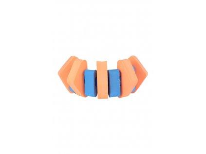 Dětský plavecký pás 600 Oranžový