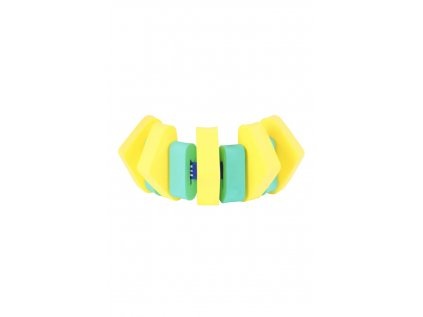 Dětský plavecký pás 1000 Žlutý (Barva zelená)