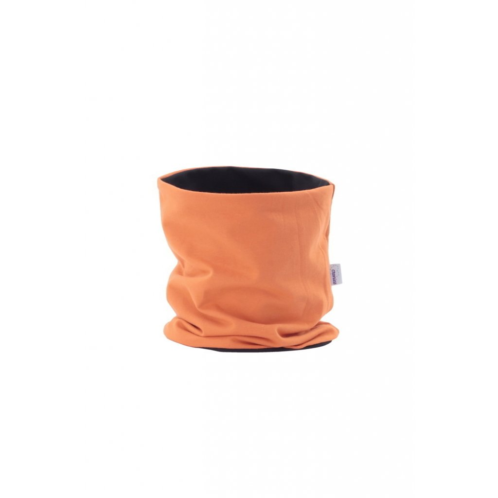 Dvojvrstvový nákrčník Oranžový