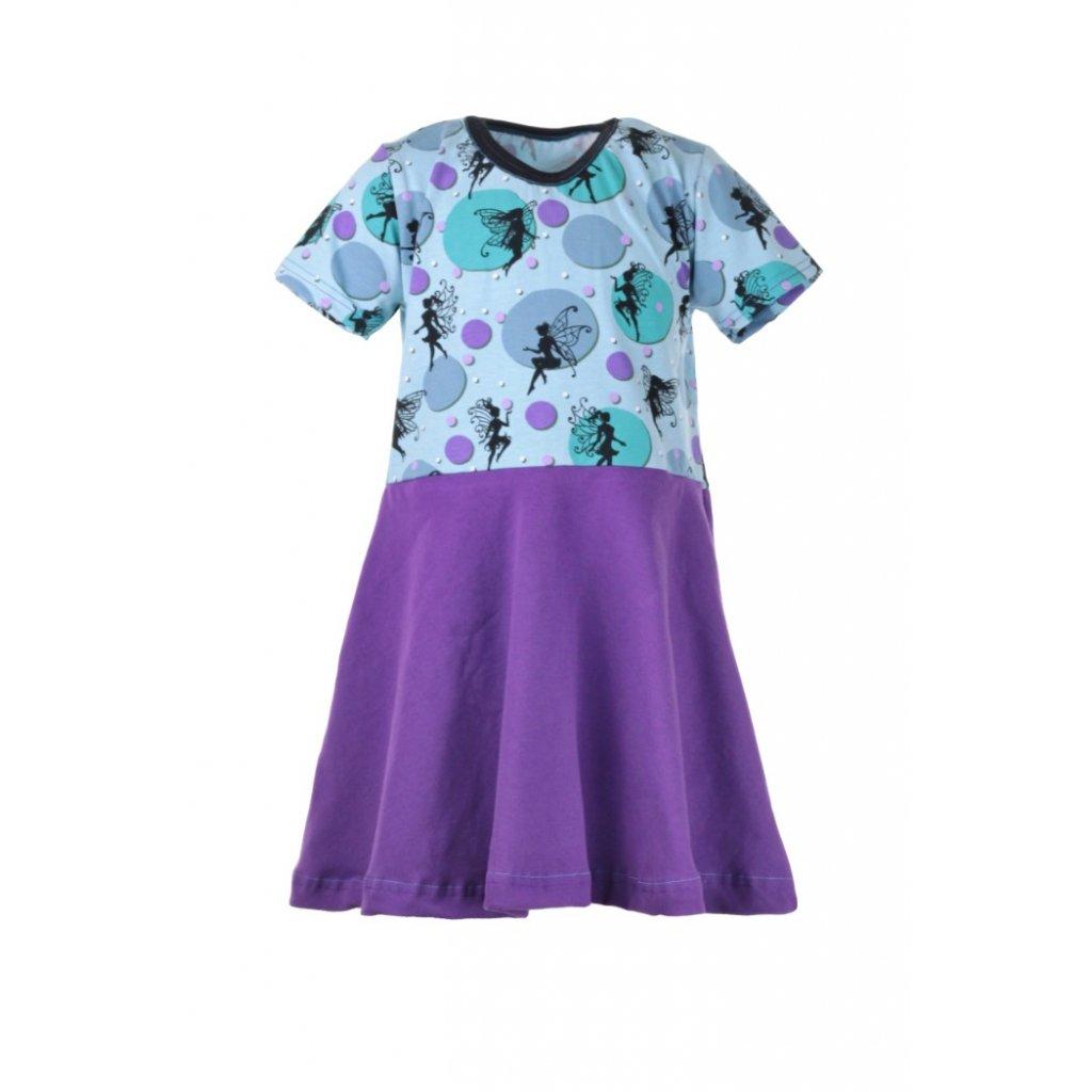 šaty pro dívky