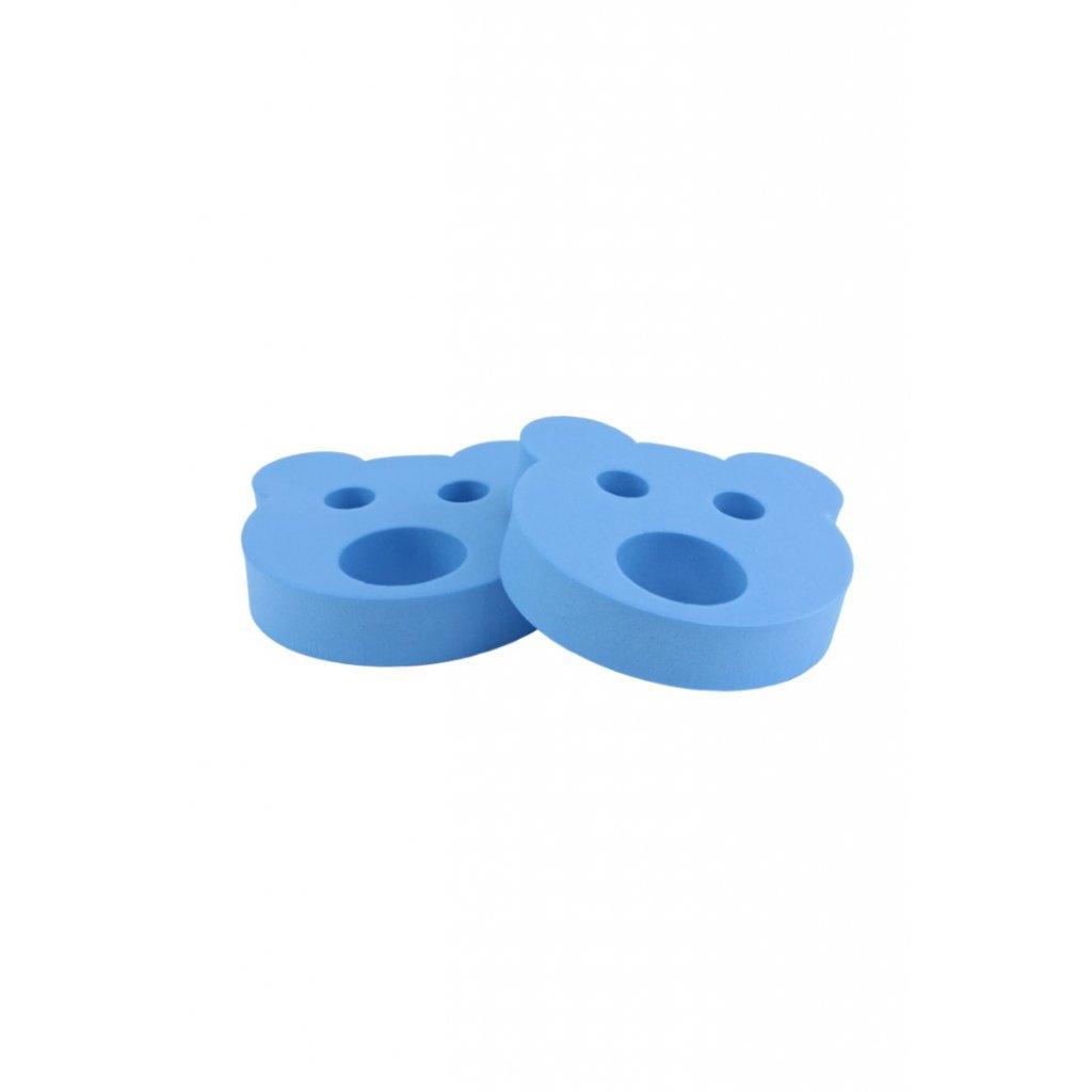 Detské nadľahčovacie krúžky BABY Medvedík modrý