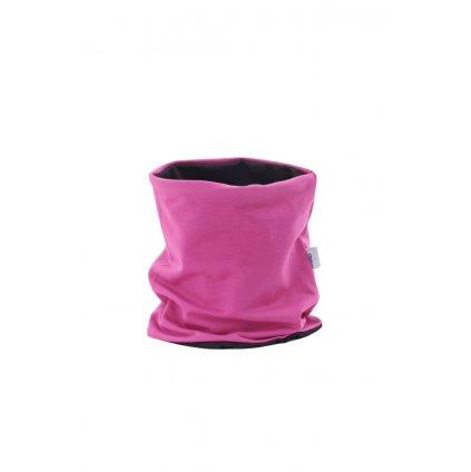 Dětský nákrčník Růžový (Velikost 56-58)