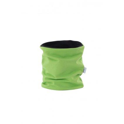 Detský nákrčník Zelený II