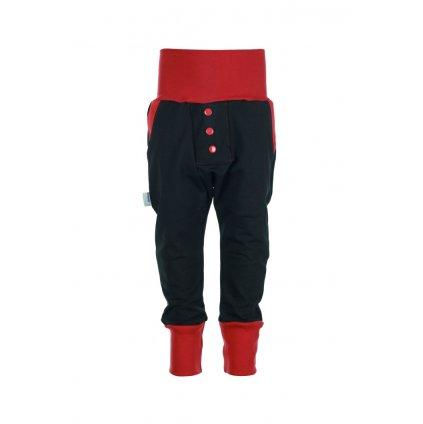 Detské tepláky Červené