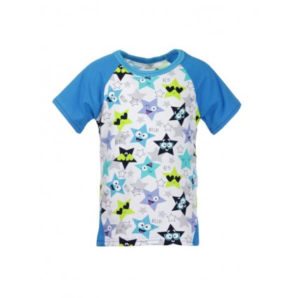 Detské tričko s krátkym rukávom Hviezdy chlapci