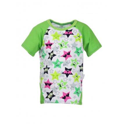 Detské tričko s krátkym rukávom Hviezdy holky