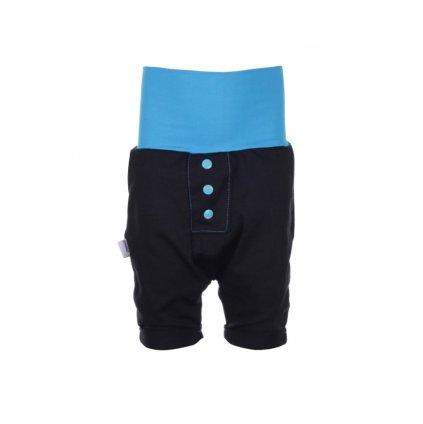 Detské baggy kraťasy Modré