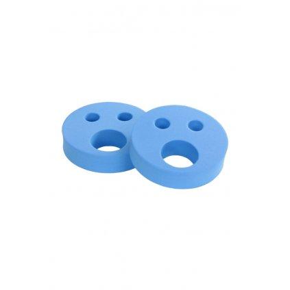 Detské nadľahčovacie krúžky BABY Smajlík modrý
