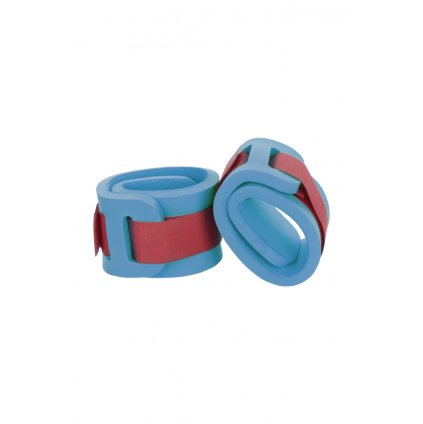 Pásek červený modrá