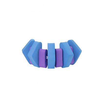 Detský plavecký pás 600 Modrý