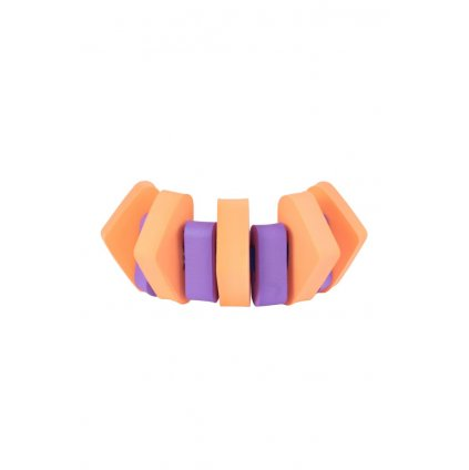 Detský plavecký pás 600 Oranžový