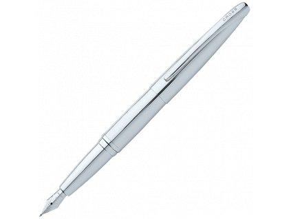 ATX, plnicí pero, chromové  Pure Chrome