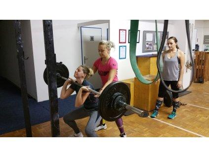 individuální trénink