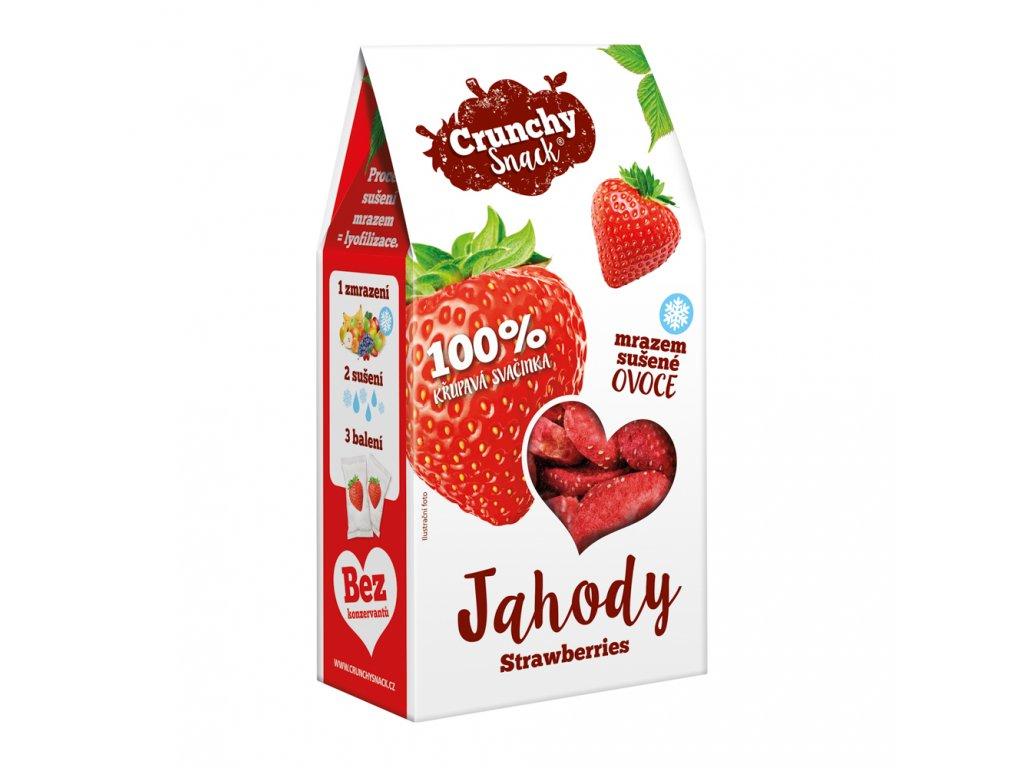 Crunchy Snack Jahoda C
