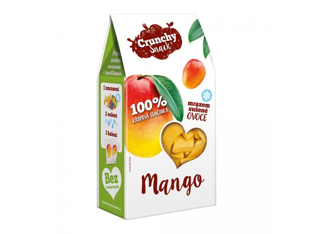Crunchy Snack Mango B