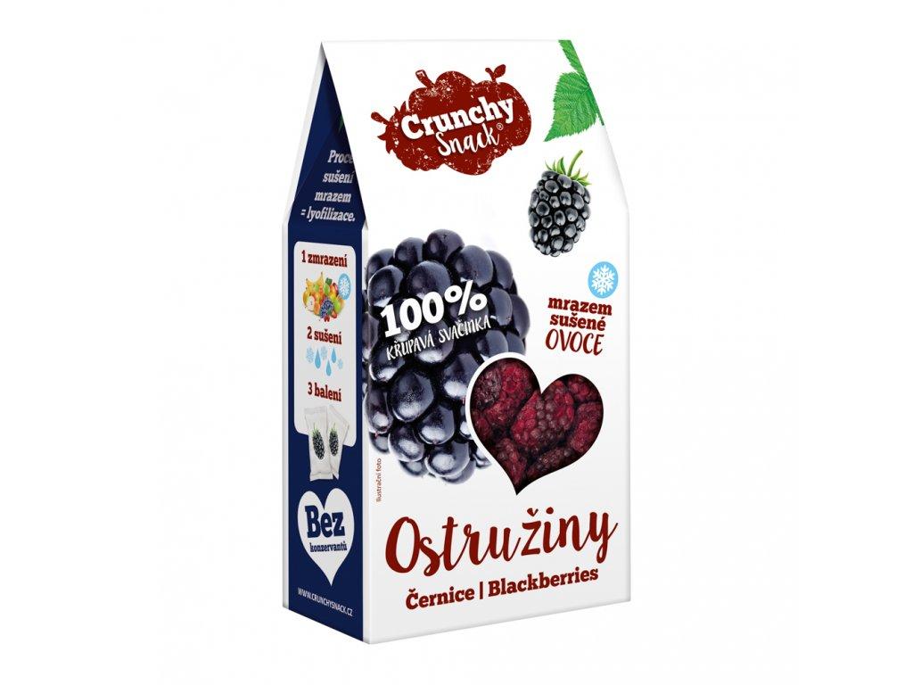 Crunchy Snack Ostruzina B