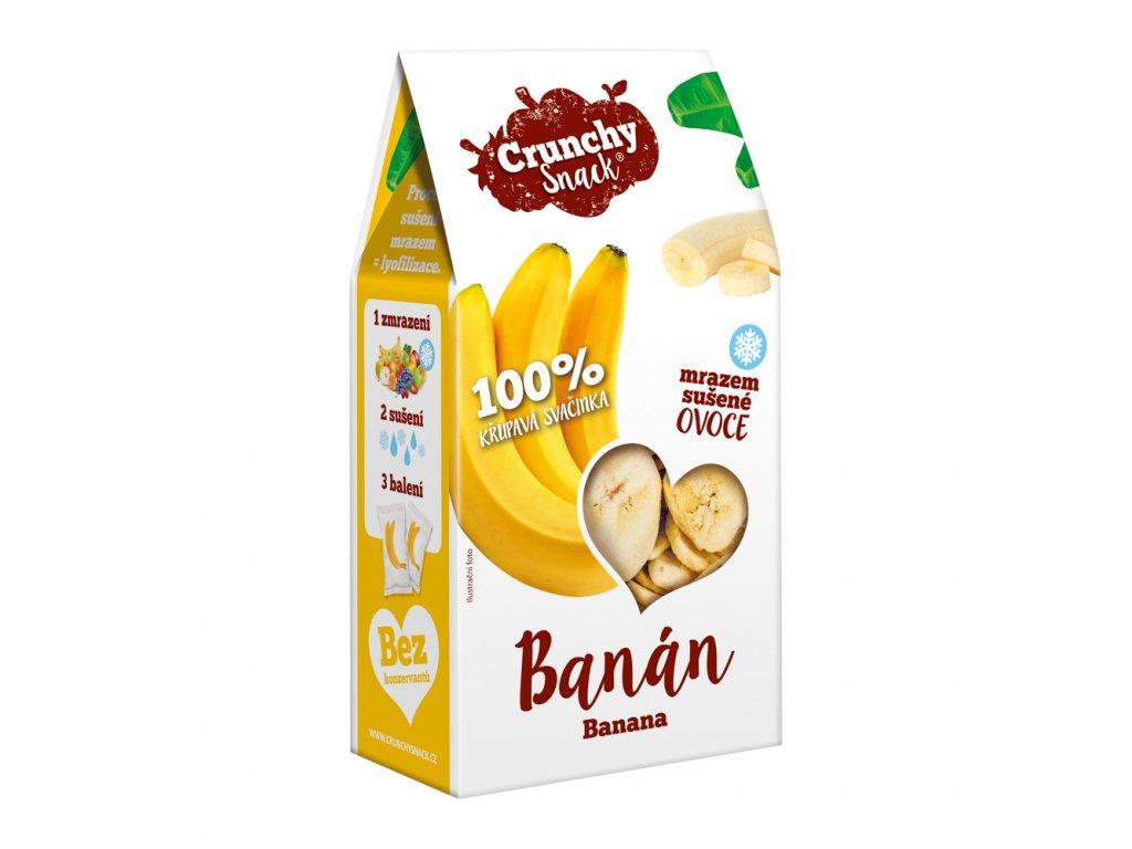 Crunchy Snack Banan B