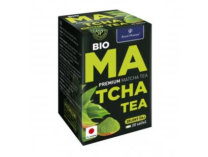 Krabicka matcha tea B