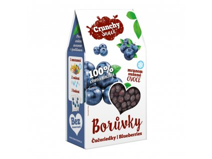 Crunchy Snack Boruvka B