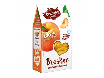 Crunchy Snack Broskve B