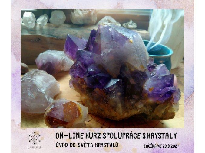 On line kurz spolupráce s krystaly(1)