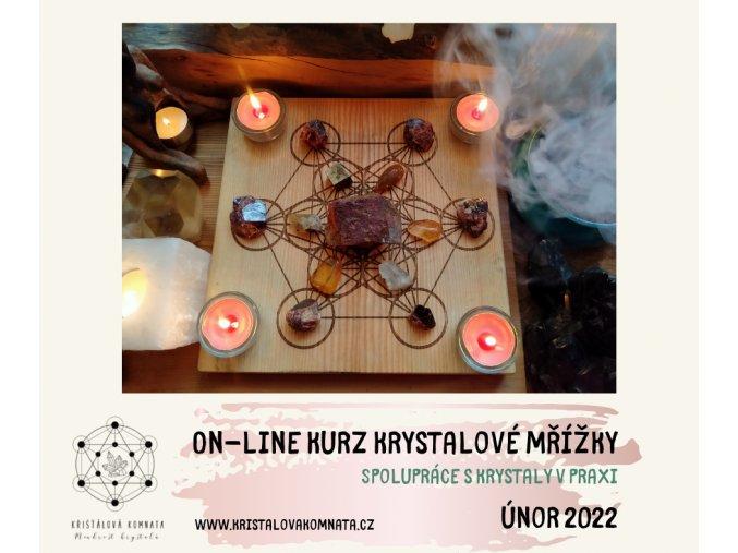 Kopie návrhu On line kurz Krystalové mřížky