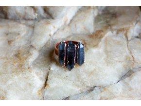 Prsten s  tibetskými křišťály vel. 53
