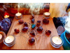"On-line workshop ""Jarní detox s krystaly"""