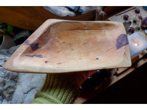 Jabloňová miska 27x16x4cm