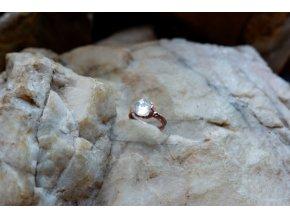 Prsten s apofylitem vel. 55