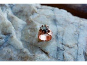 Prsten s pyritem vel. 50