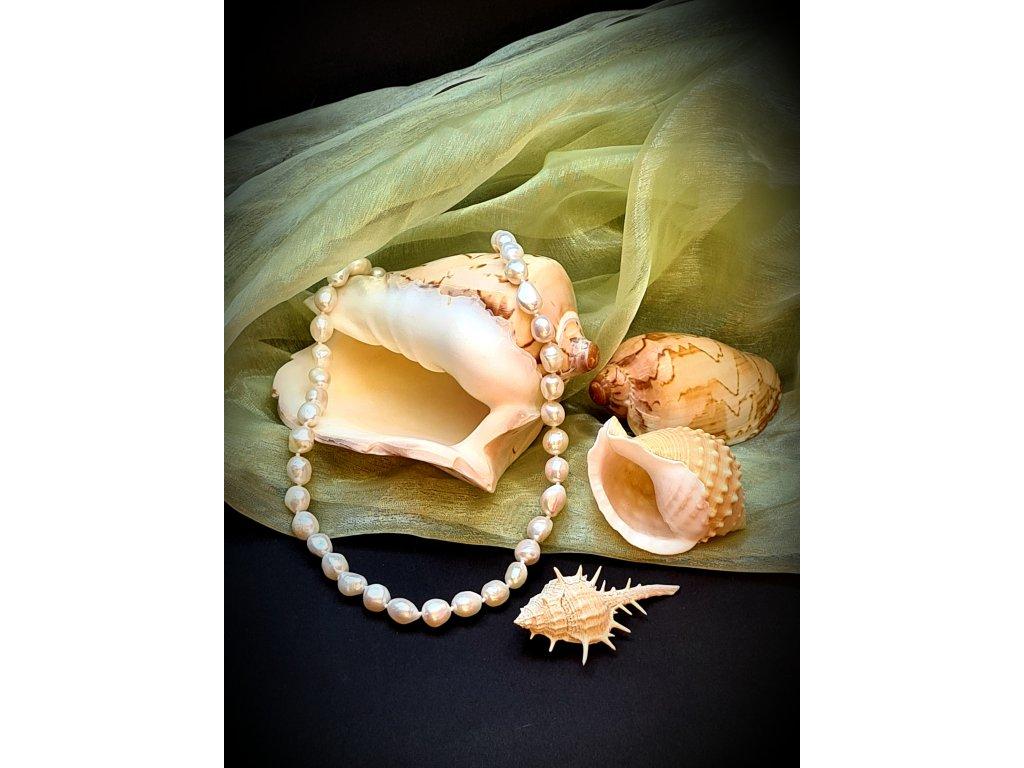 Náhrdelník - perly
