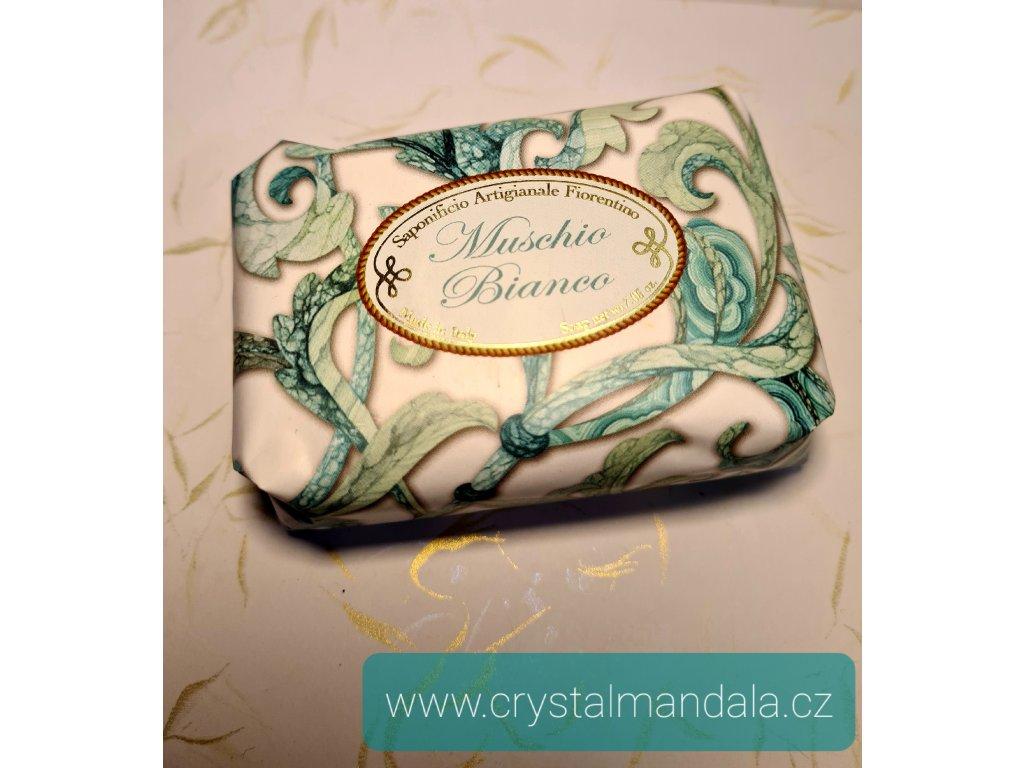 Přírodní mýdlo - moschio bianco