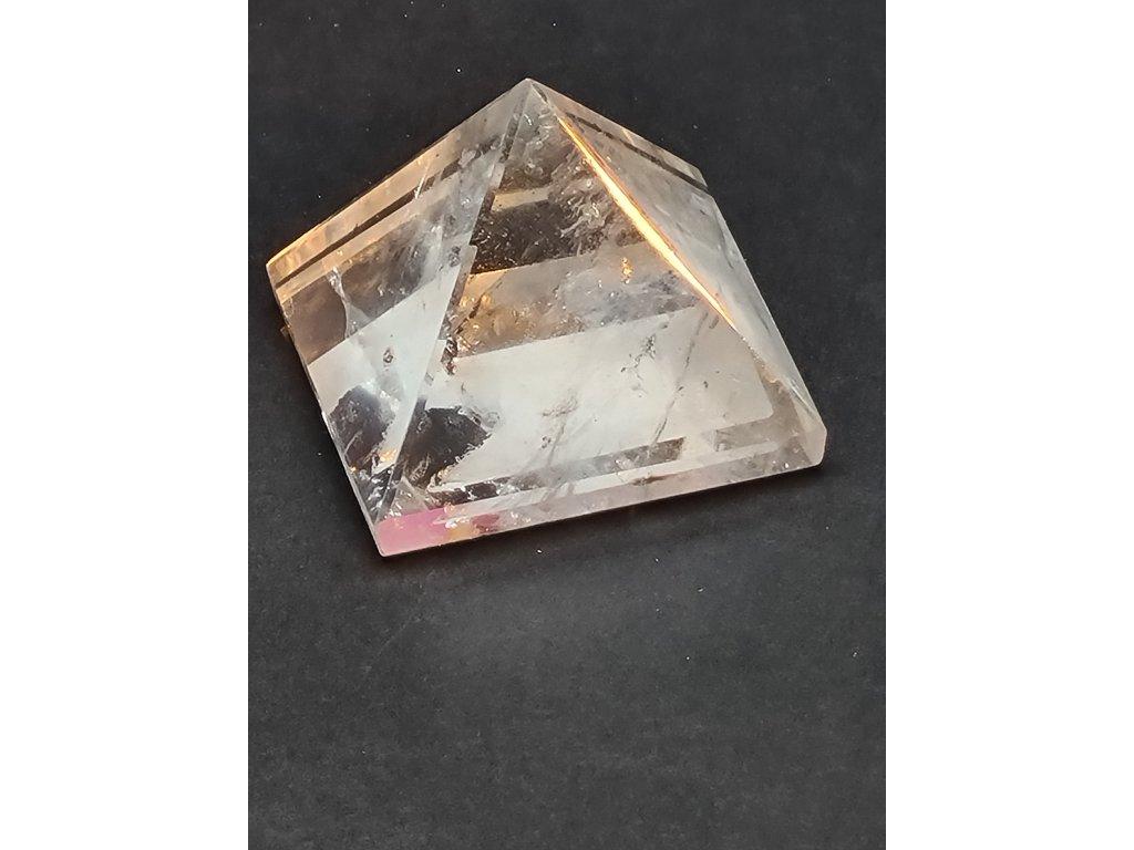 Pyramida - křišťál