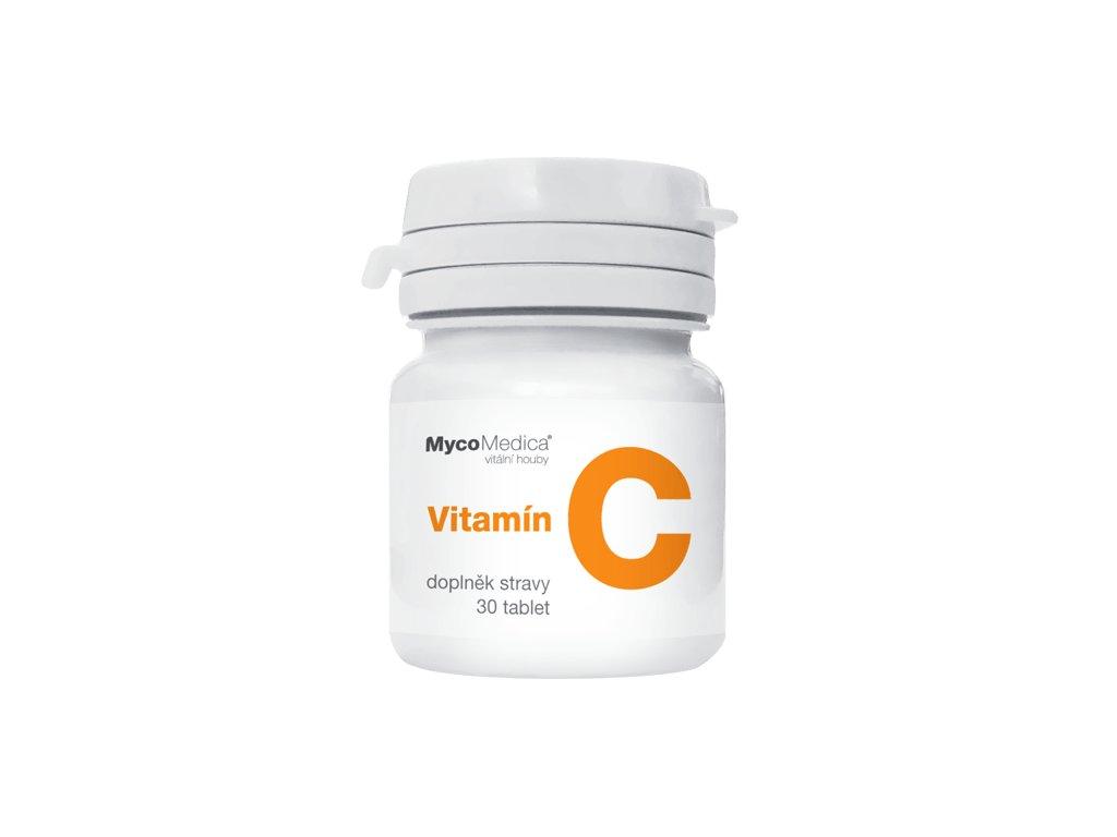 MycoMedica Vitamín C 30 tobolek