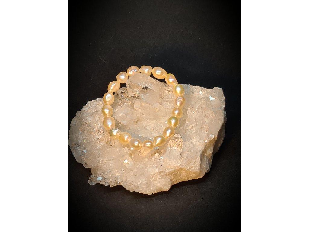 Náramek - perly