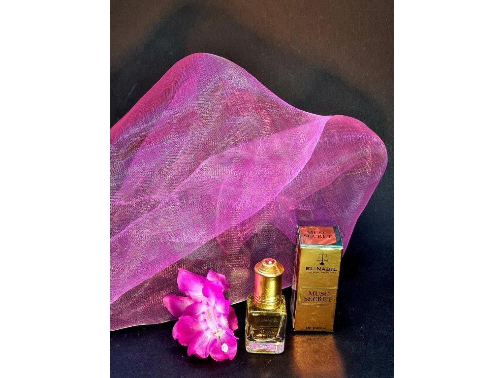 Parfém Musc Secret - dámský