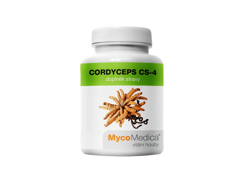 MycoMedica Cordyceps CS-4 90 kapslí