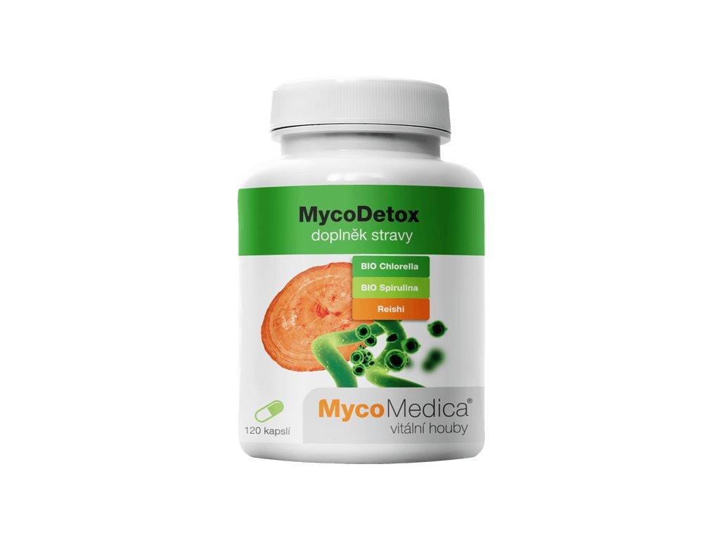 MycoMedica MycoDetox 120 tobolek