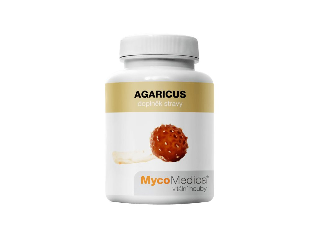 Mycomedica Agaricus 90 tobolek