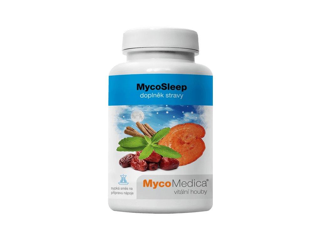 MycoMedica MycoSleep sypká směs pro přípravu nápoje 90g