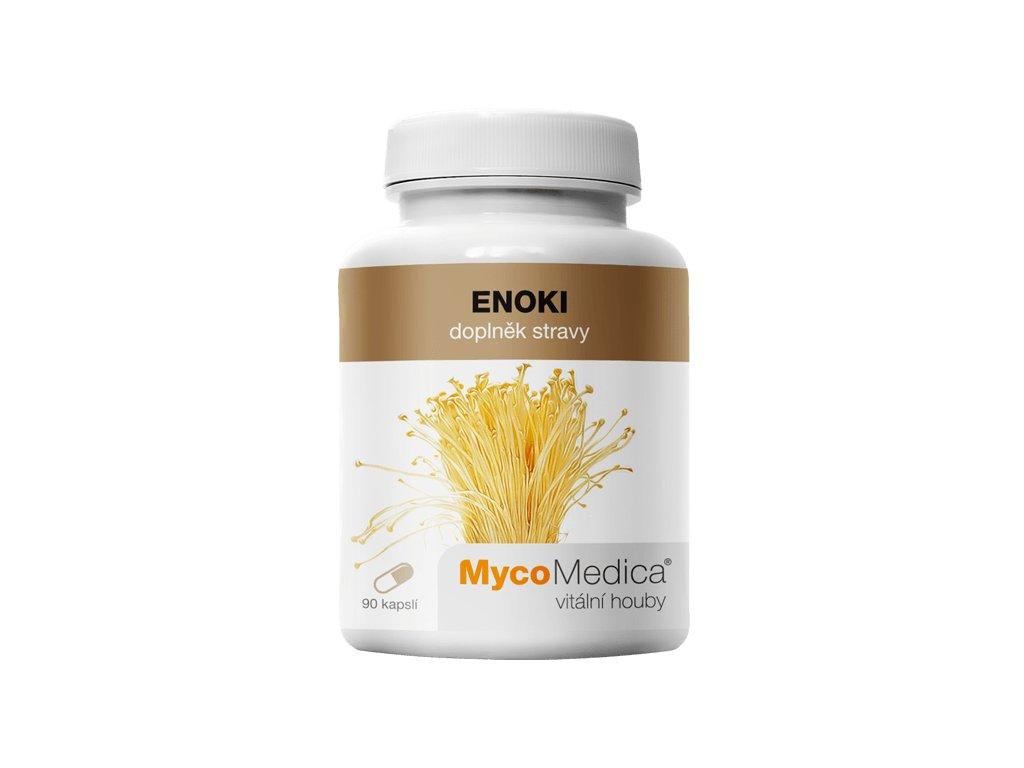Mycomedica Enoki 90 tobolek