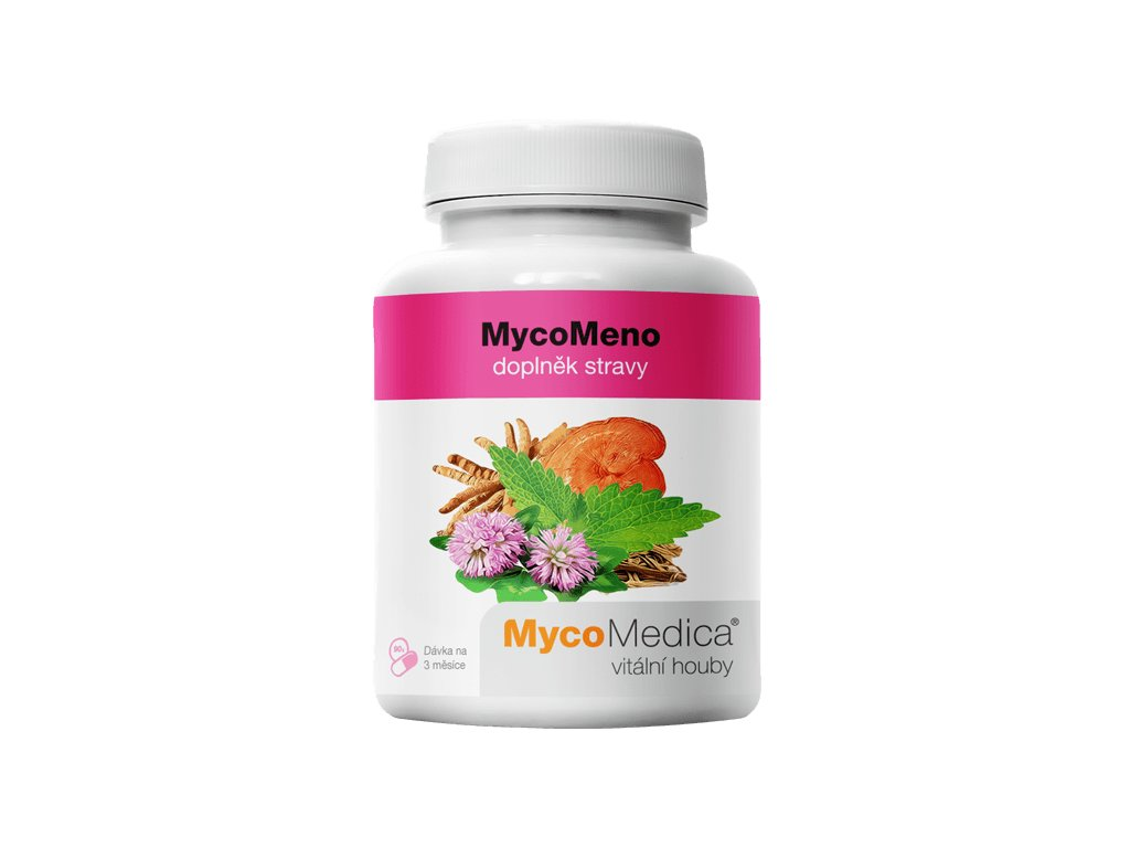 Mycomedica Mycomeno 90 tobolek
