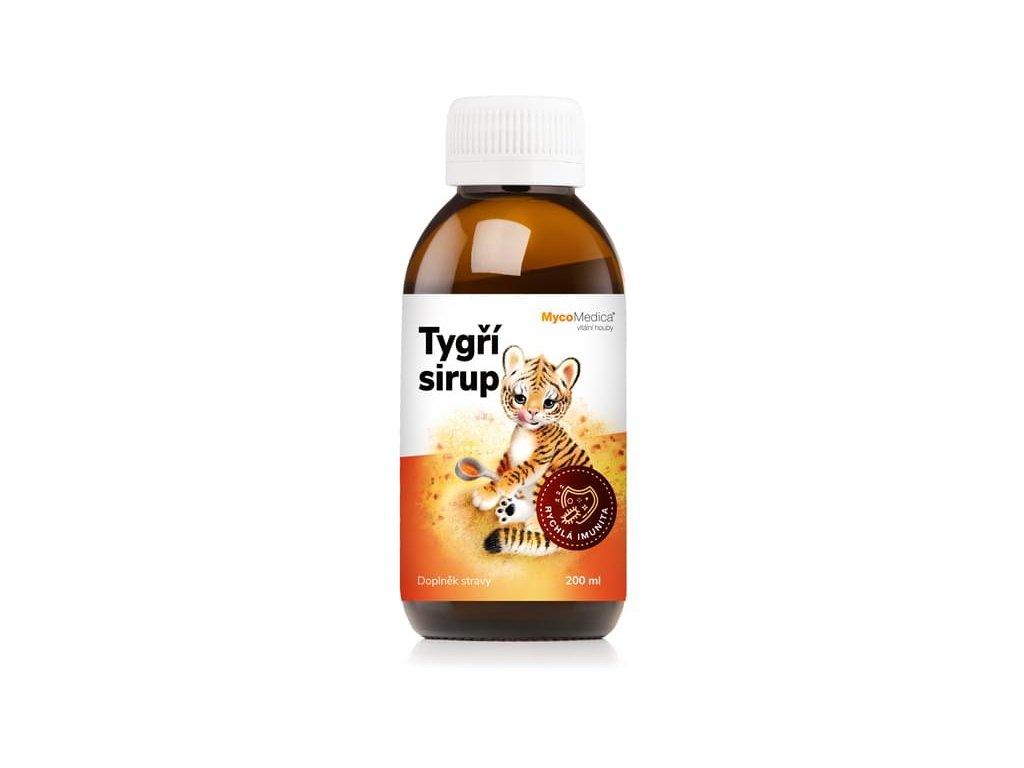 MycoMedica Tygří sirup 200ml
