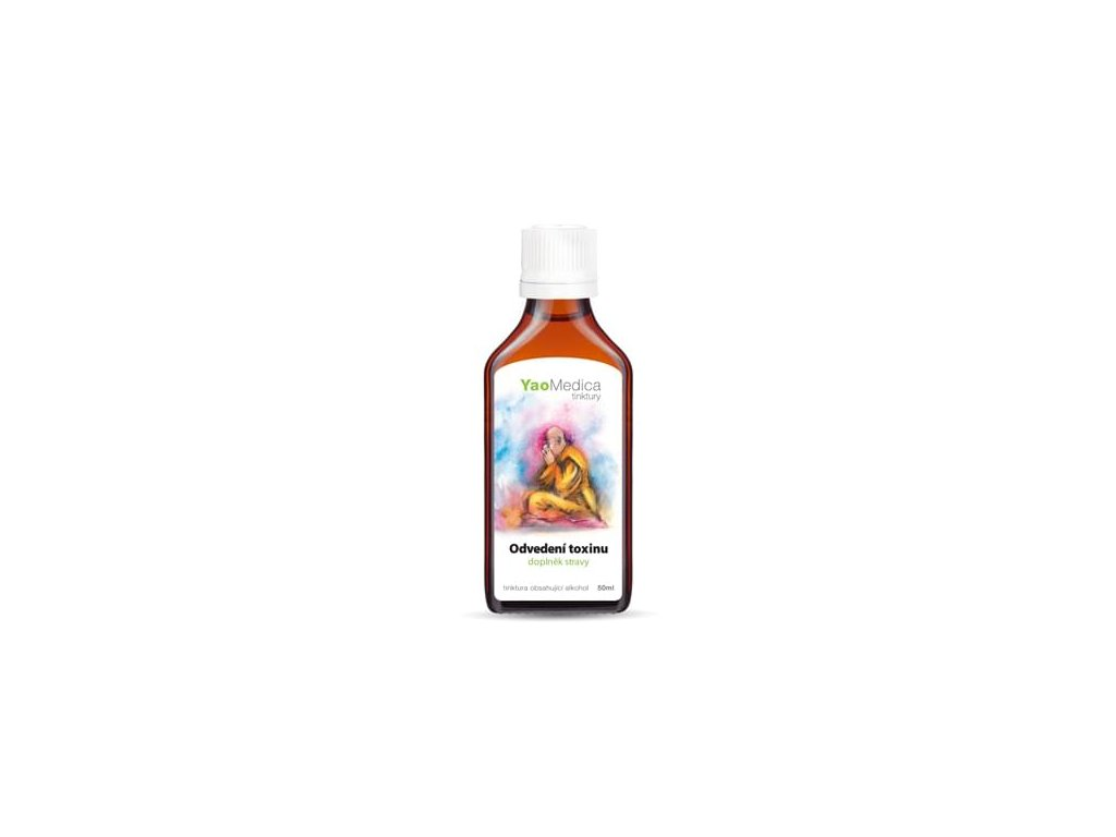 YaoMedica Odvedení toxinu 50 ml