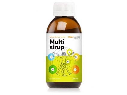 Multi sirup 200ml